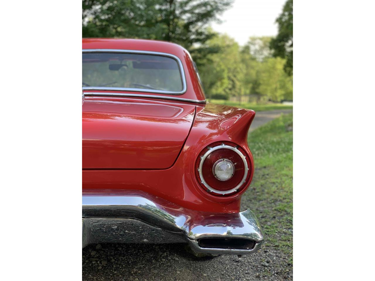 Large Picture of '57 Thunderbird - QH4E