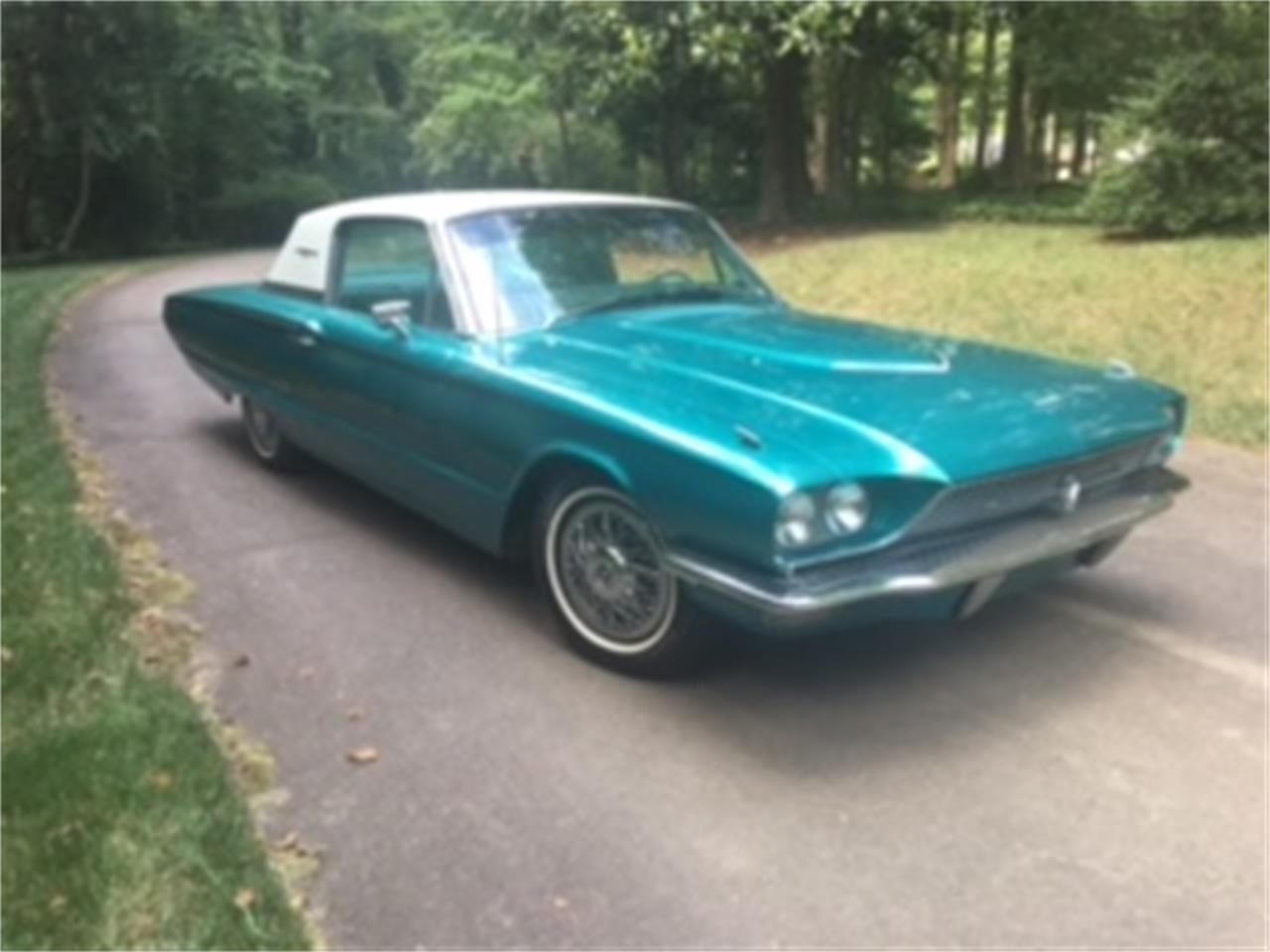 Large Picture of '66 Thunderbird - QH4K