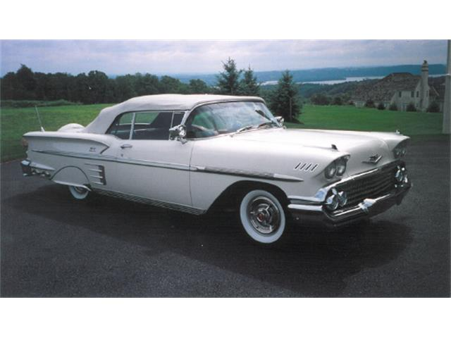 Picture of '58 Impala - QH4W