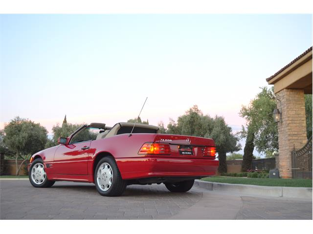 Picture of '95 SL600 - QH5N