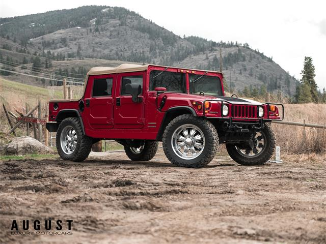 Picture of '01 Hummer H1 located in Kelowna British Columbia - $76,515.00 Offered by  - QH5Y