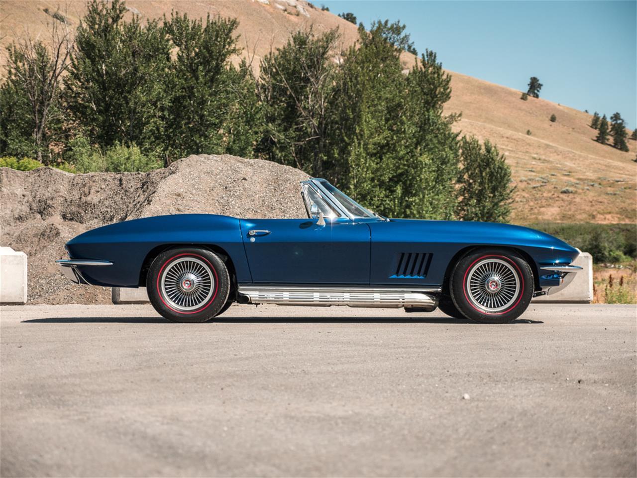 Large Picture of 1967 Corvette located in British Columbia - $107,123.00 - QH6N