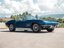 Picture of 1967 Corvette located in Kelowna British Columbia Offered by August Motorcars - QH6N