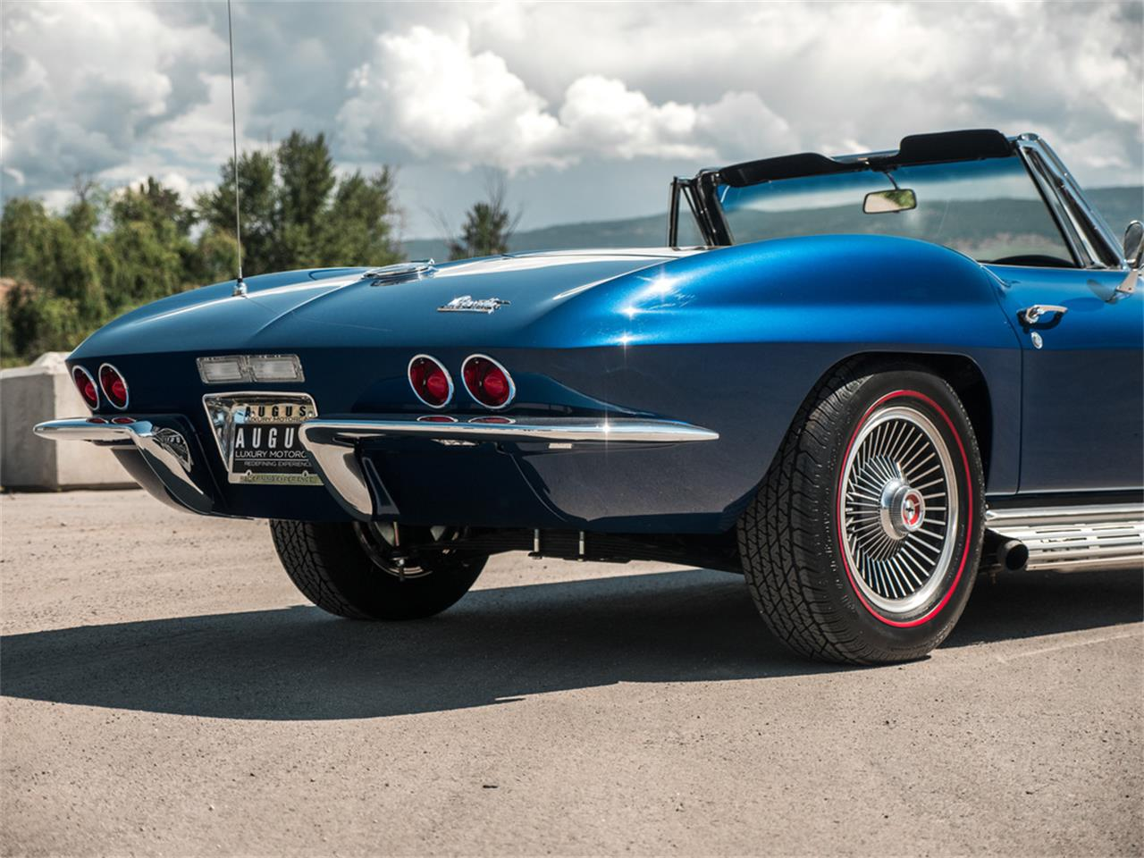 Large Picture of Classic 1967 Corvette - $107,123.00 - QH6N