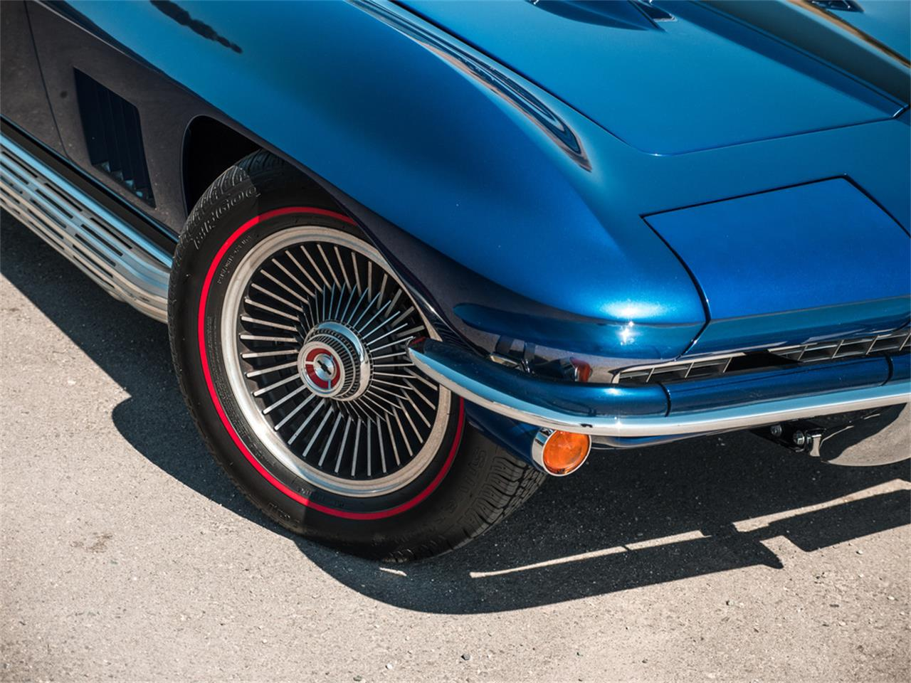 Large Picture of '67 Chevrolet Corvette - QH6N