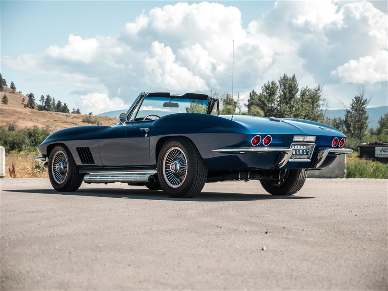 Large Picture of '67 Corvette - $107,123.00 - QH6N