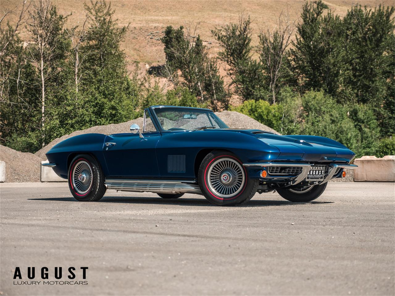 Large Picture of 1967 Corvette - $107,123.00 - QH6N