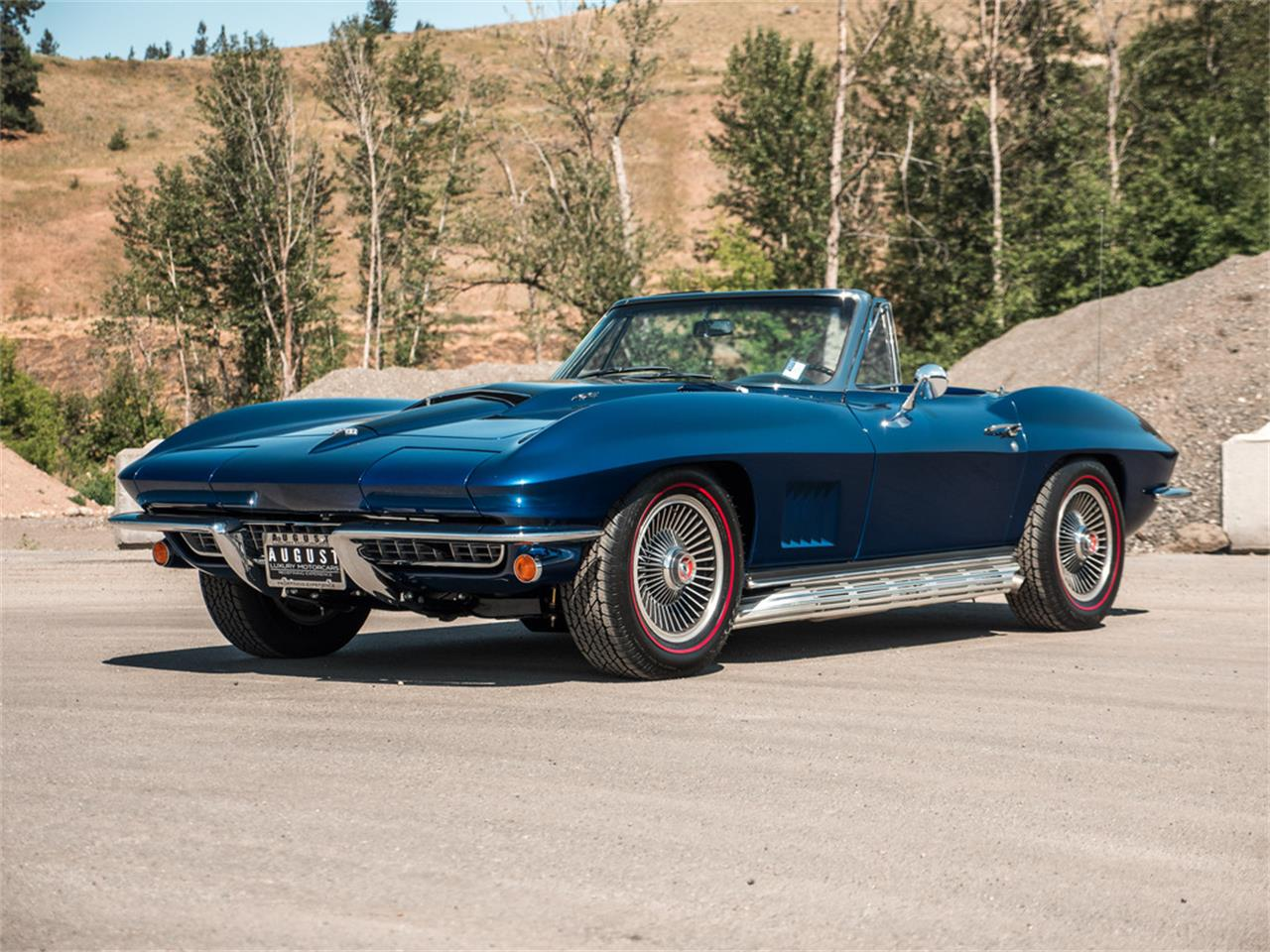 Large Picture of '67 Corvette - QH6N