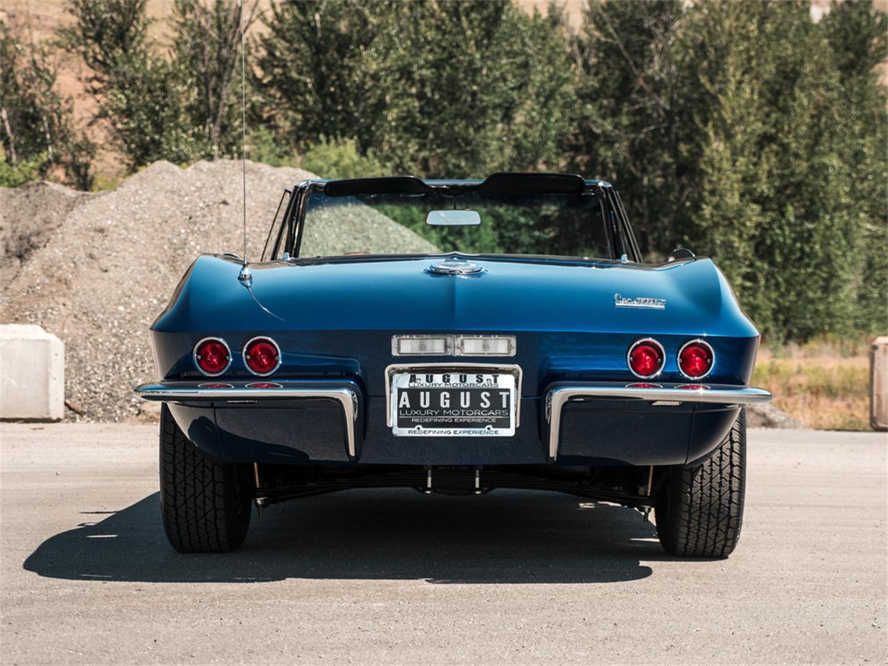 Large Picture of '67 Chevrolet Corvette located in British Columbia - $107,123.00 - QH6N