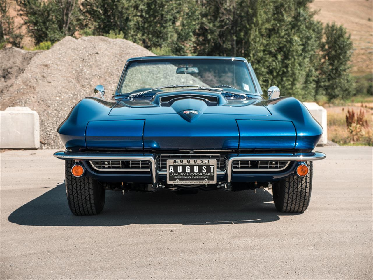 Large Picture of Classic '67 Corvette located in British Columbia - $107,123.00 Offered by August Motorcars - QH6N