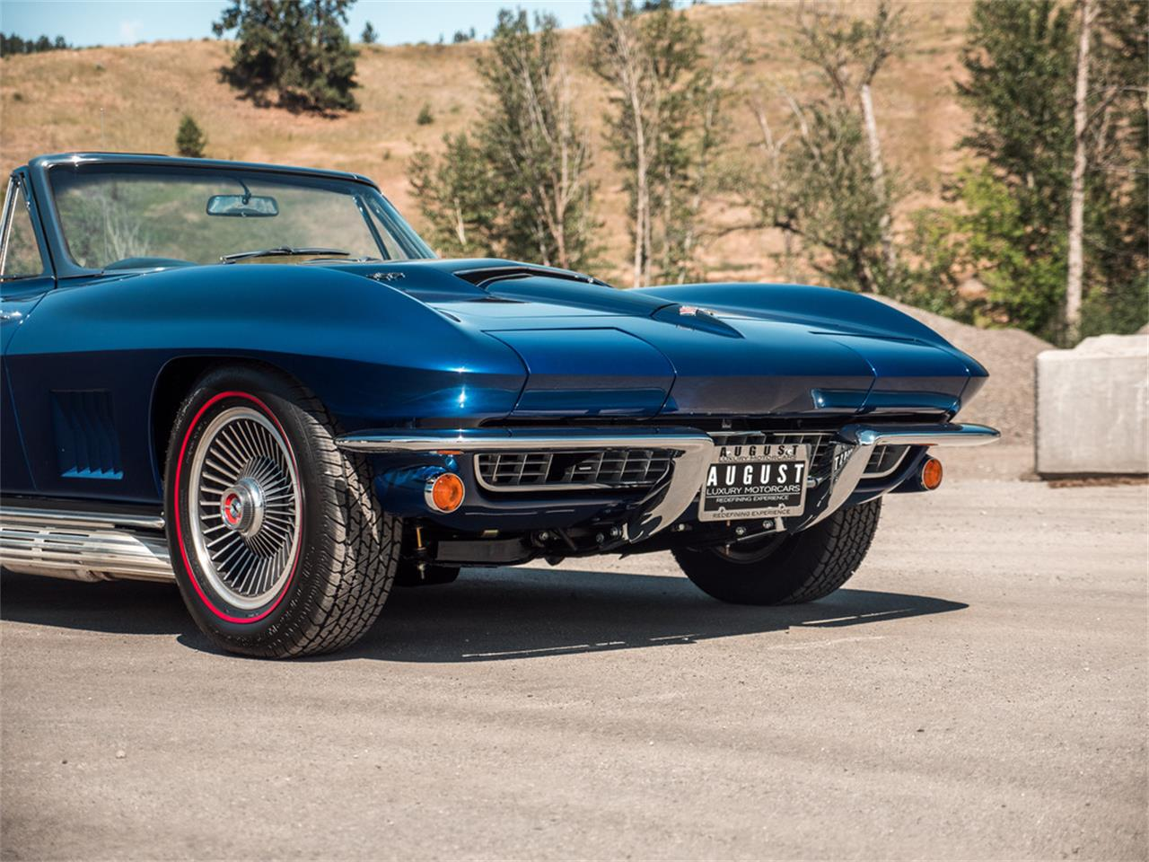 Large Picture of Classic 1967 Chevrolet Corvette - $107,123.00 - QH6N