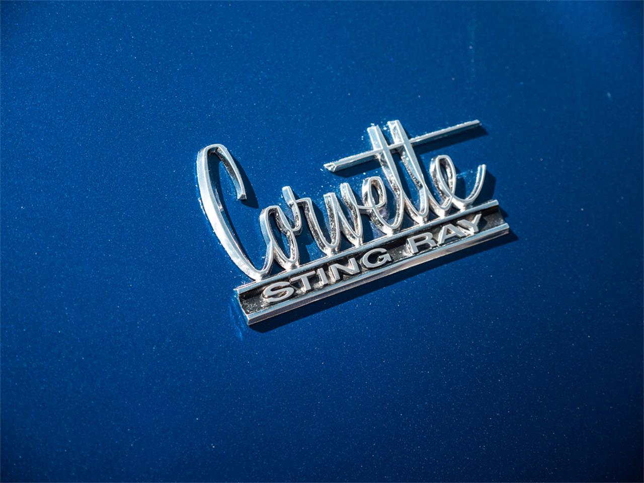 Large Picture of Classic '67 Chevrolet Corvette - QH6N