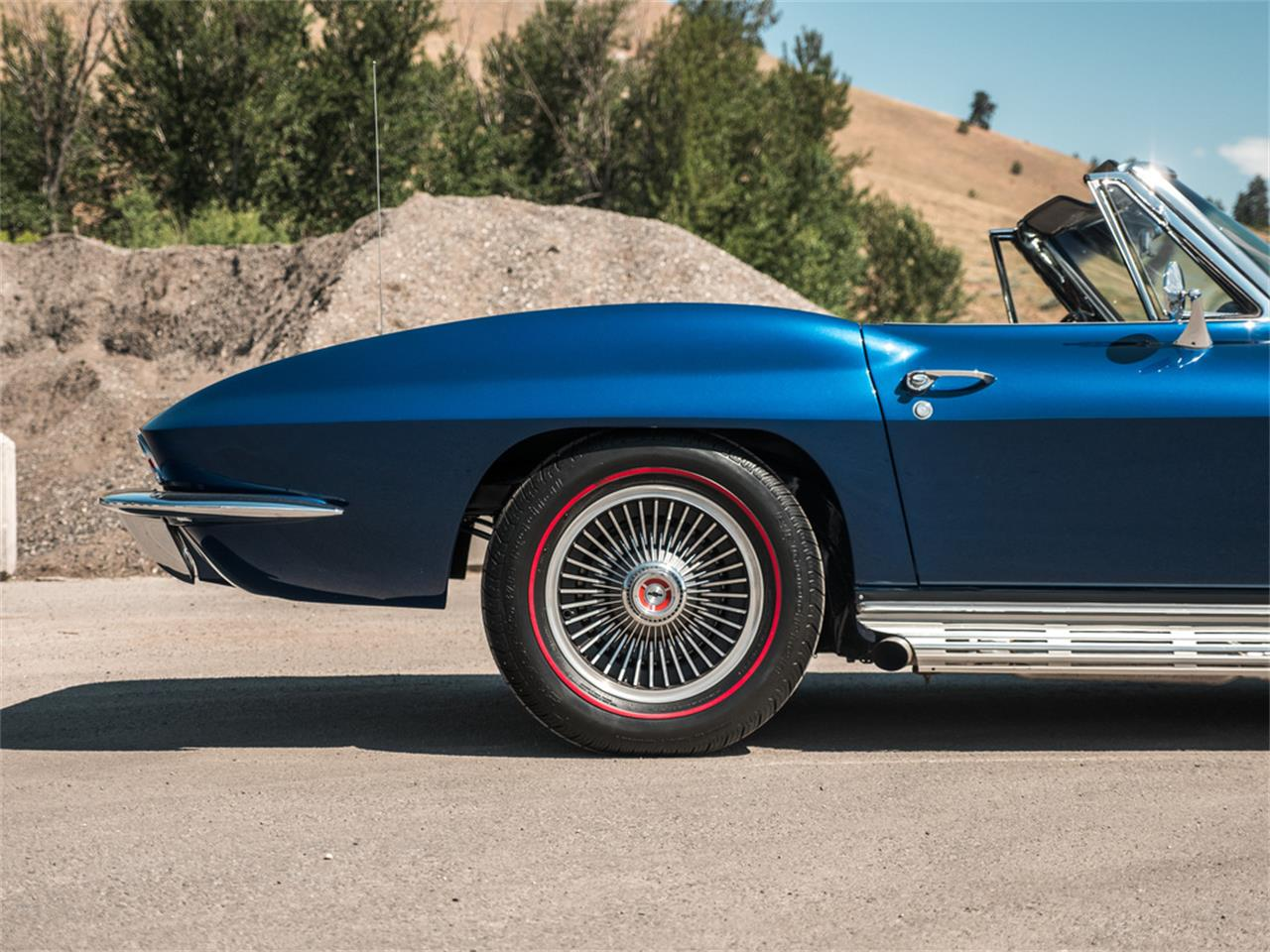 Large Picture of Classic 1967 Corvette located in British Columbia - $107,123.00 Offered by August Motorcars - QH6N