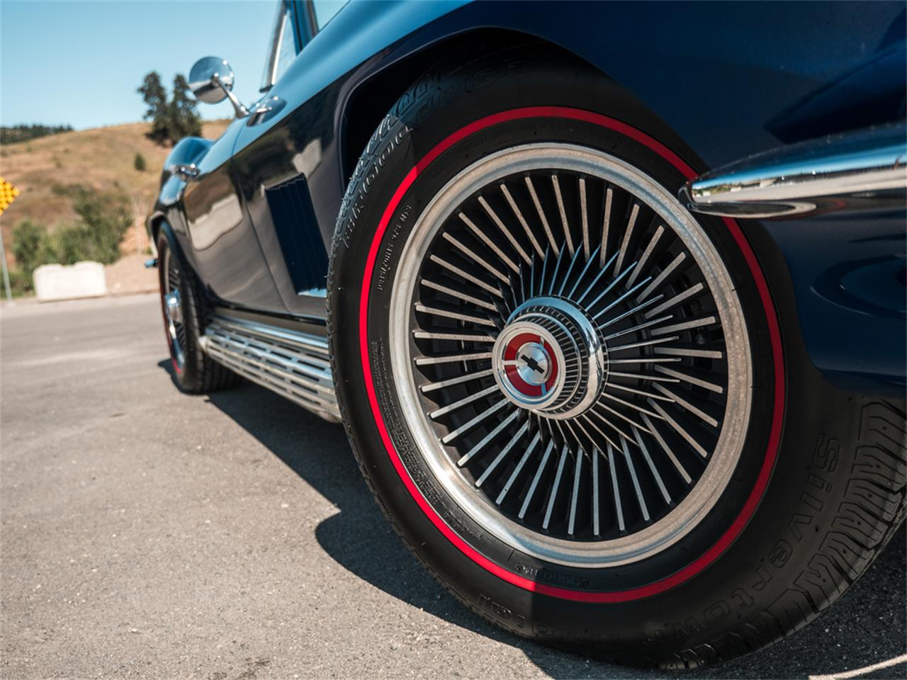 Large Picture of Classic 1967 Corvette located in British Columbia - $107,123.00 - QH6N
