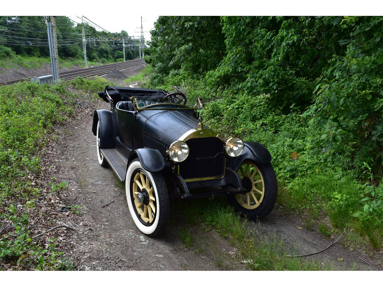 Large Picture of 1915 Marmon 41 located in Orange Connecticut Offered by Dragone Classic Motorcars - QH6O