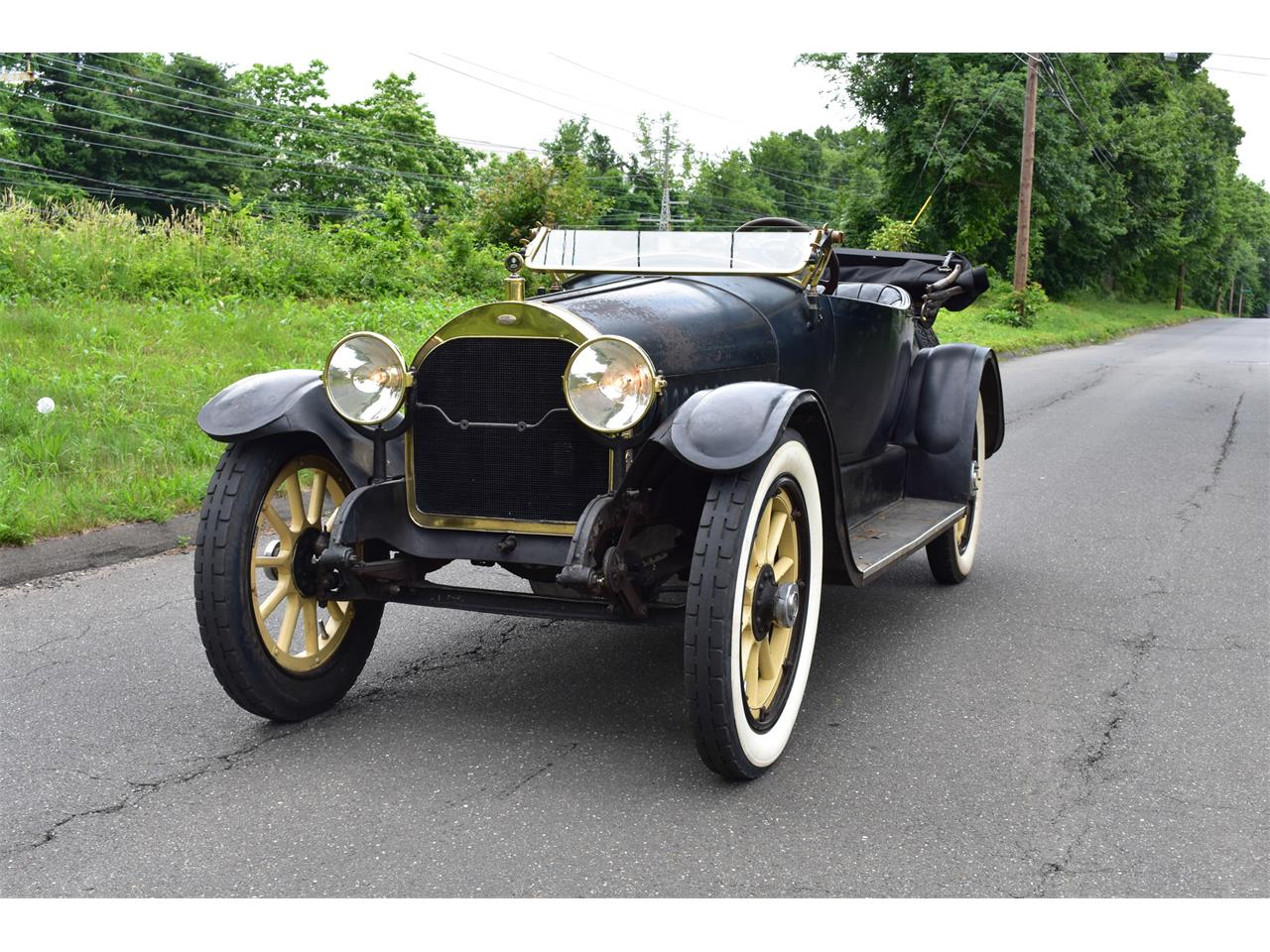 Large Picture of 1915 Marmon 41 located in Orange Connecticut Auction Vehicle Offered by Dragone Classic Motorcars - QH6O