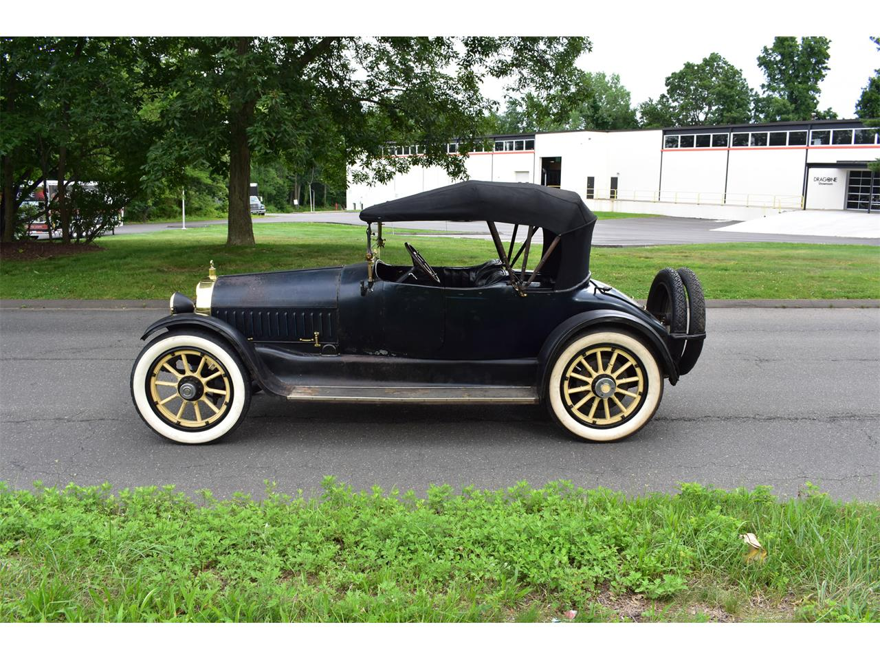 Large Picture of 1915 Marmon 41 located in Connecticut Auction Vehicle Offered by Dragone Classic Motorcars - QH6O