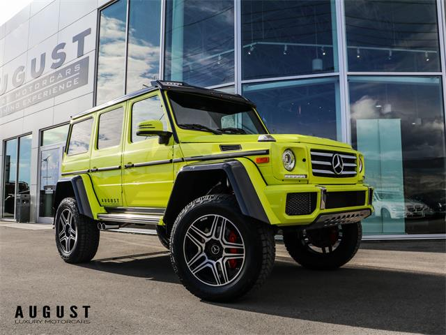 Picture of '17 G-Class - QH76