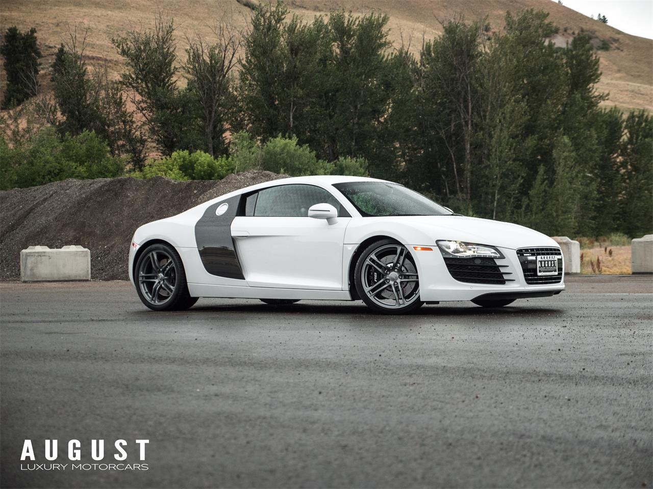 Large Picture of '10 R8 - QDHJ