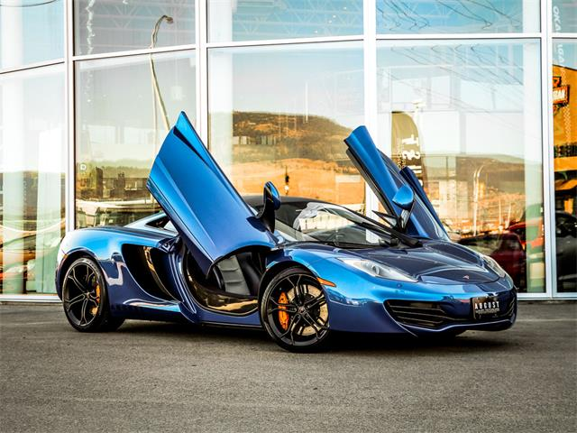 Picture of 2012 McLaren MP4-12C located in British Columbia - $122,428.00 Offered by  - QH7G