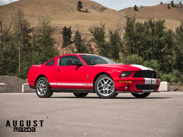 Picture of '08 Mustang - QH7P
