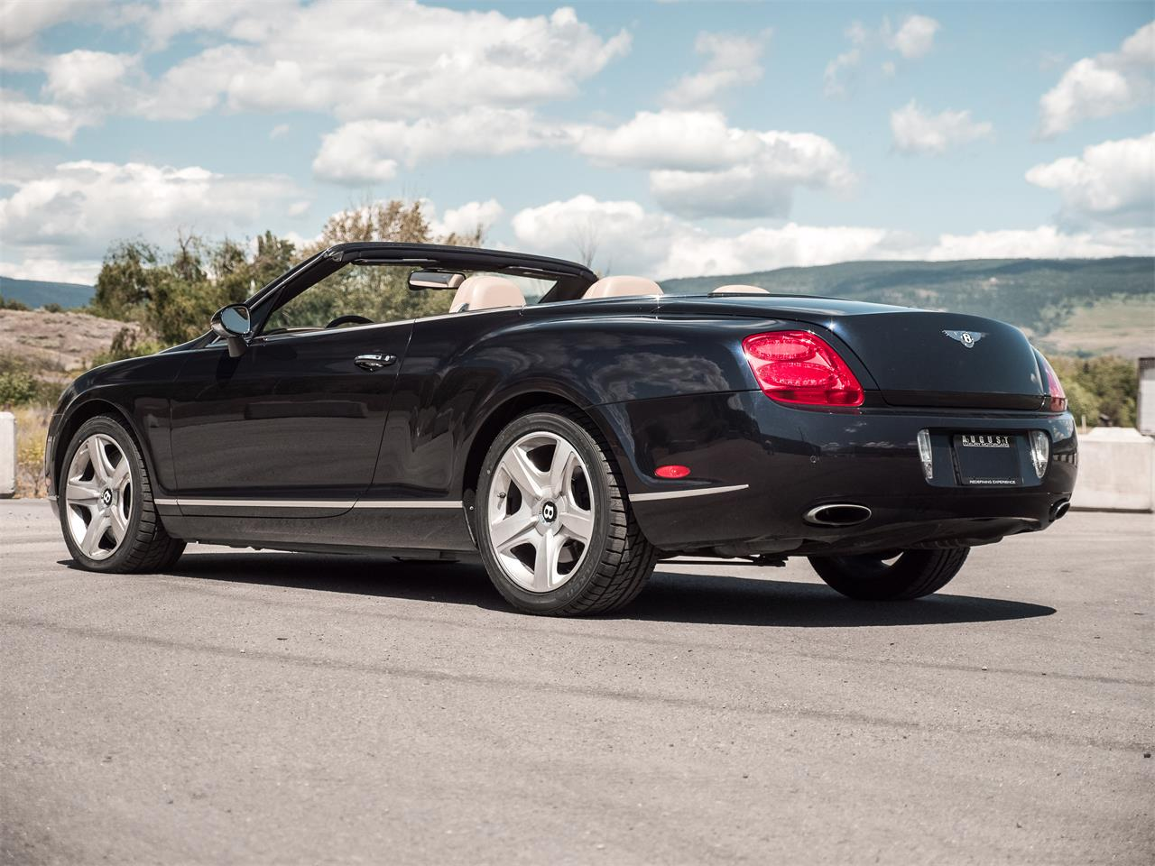 Large Picture of 2007 Bentley Continental located in British Columbia - QDHL
