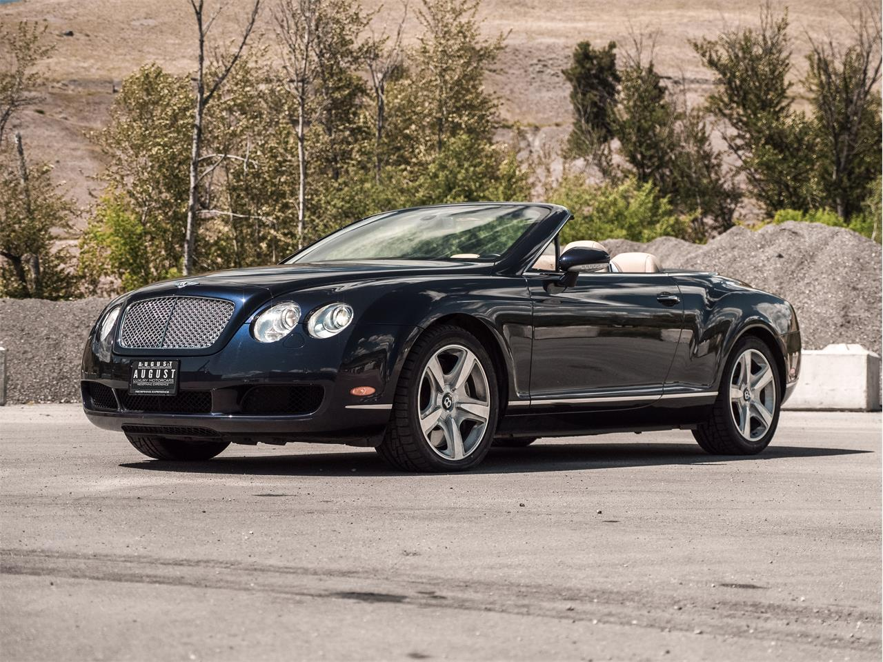 Large Picture of '07 Bentley Continental - $57,384.00 - QDHL