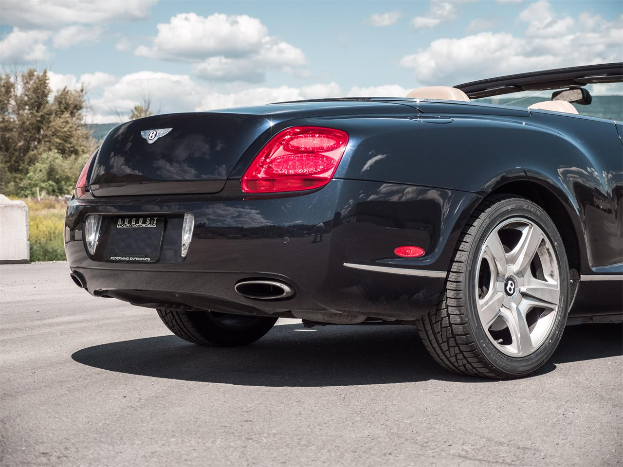 Large Picture of 2007 Bentley Continental located in British Columbia - $57,384.00 - QDHL