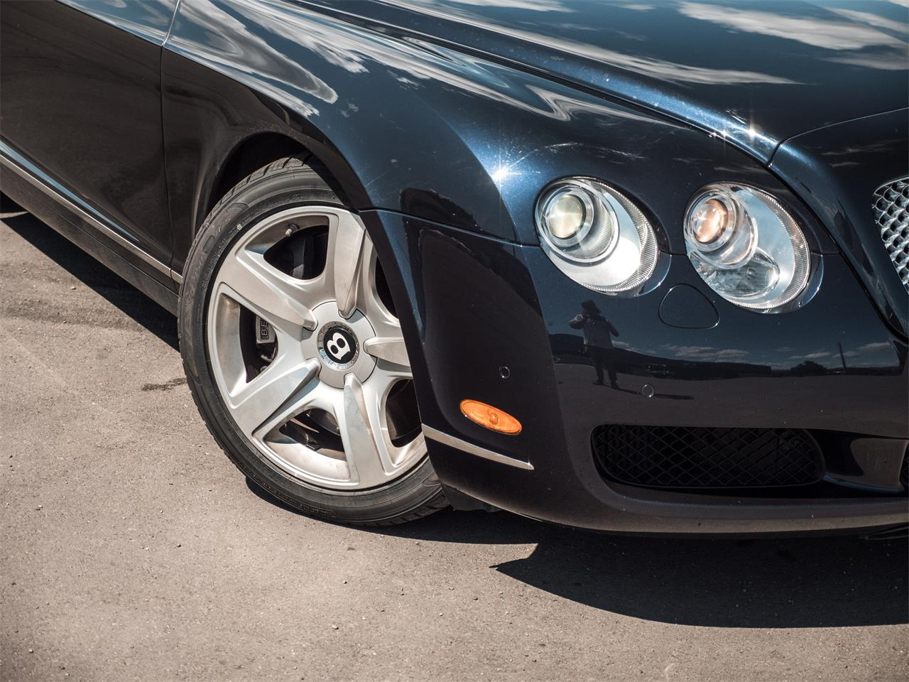 Large Picture of '07 Bentley Continental Offered by August Motorcars - QDHL