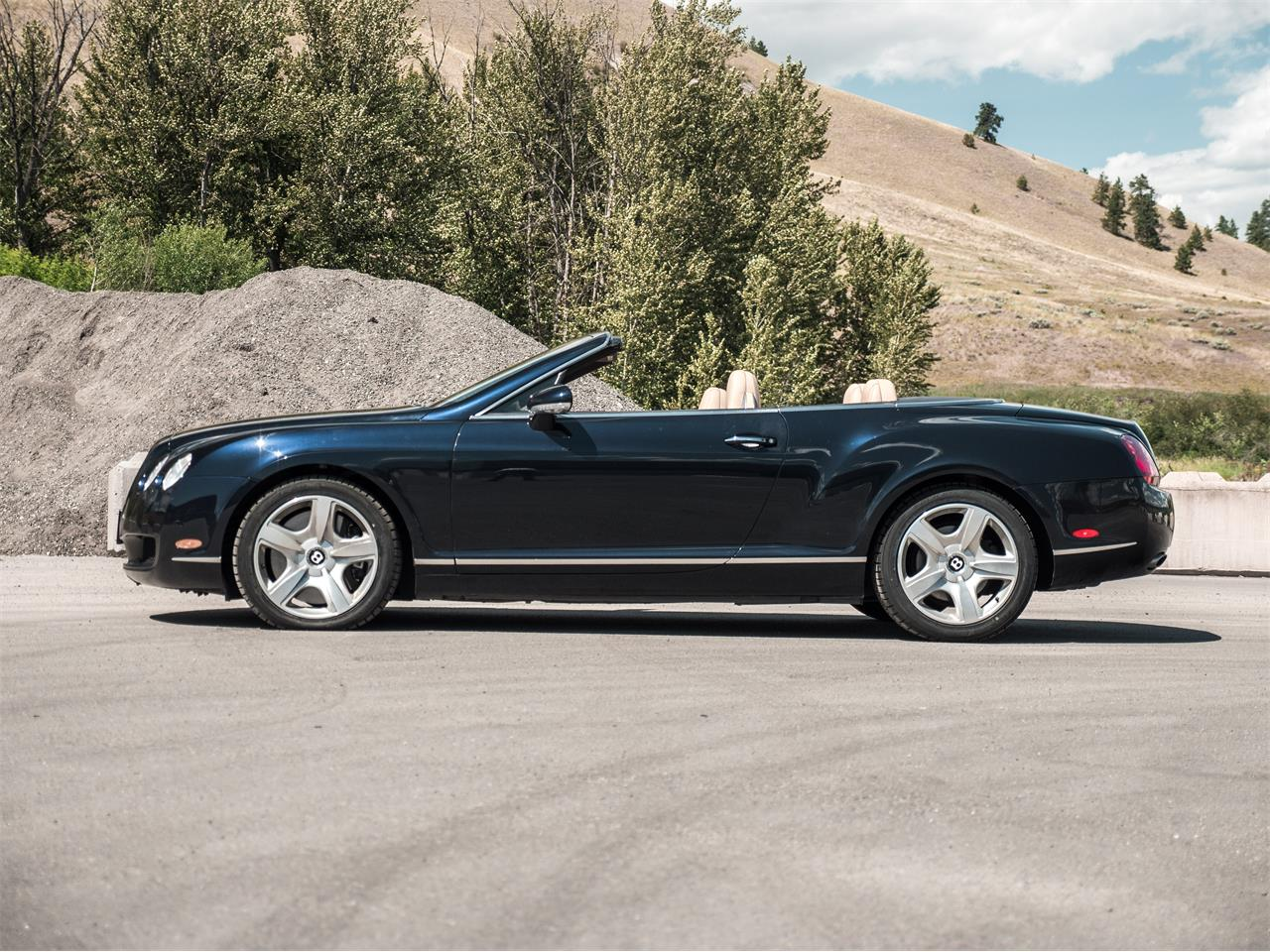 Large Picture of '07 Bentley Continental located in British Columbia - $57,384.00 Offered by August Motorcars - QDHL
