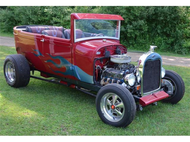 Picture of Classic '29 Ford Model A located in Michigan - $19,900.00 - QH7Y