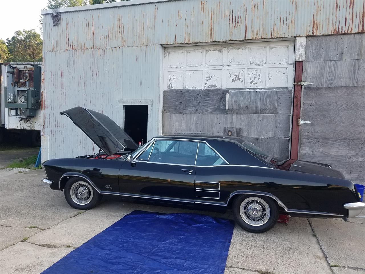 Large Picture of '63 Buick Riviera located in North Wales Pennsylvania - QH82