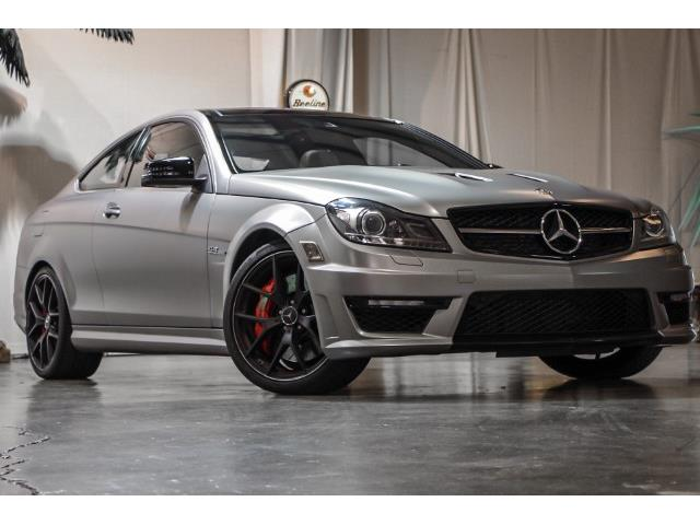 Picture of '14 C63 AMG - QH83
