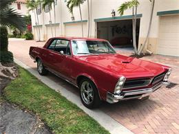 Picture of 1965 GTO located in Delray Beach Florida Offered by a Private Seller - QH84