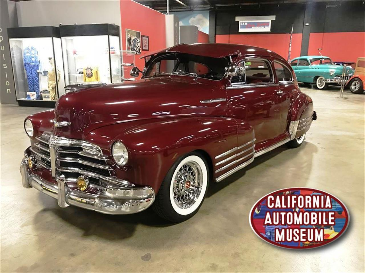 For Sale: 1948 Chevrolet Fleetline in Sacramento, California