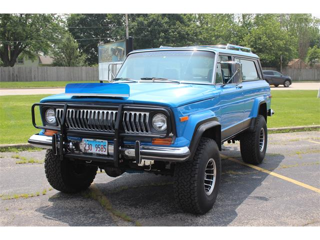 Picture of '78 Jeep Cherokee Chief - QH8A