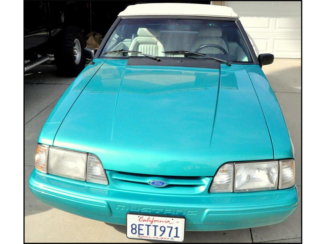 Large Picture of '93 Mustang - QH8G