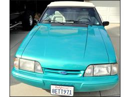Picture of '93 Mustang - QH8G