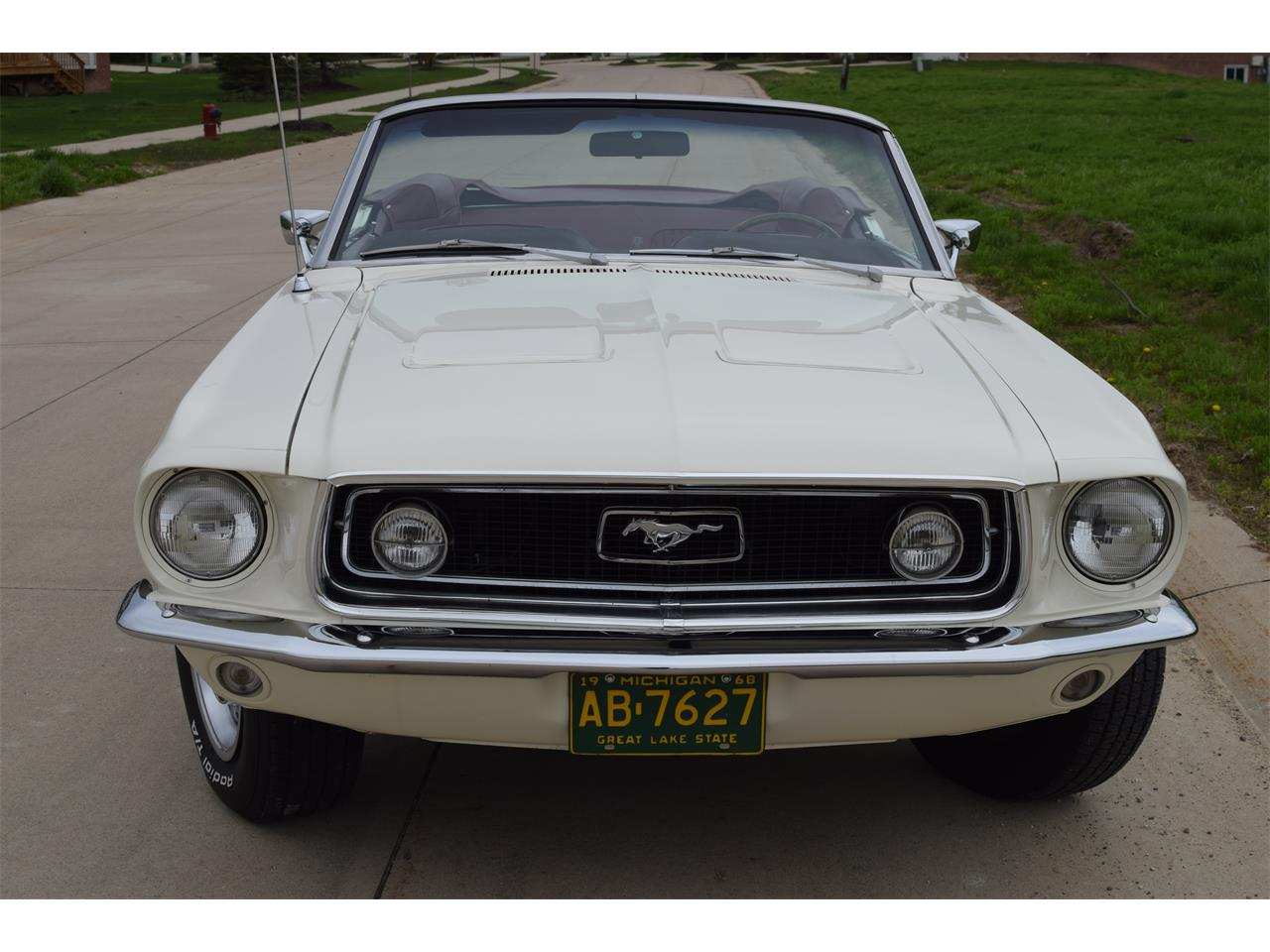 Large Picture of '68 Mustang GT - QH8T