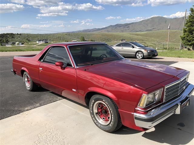 Picture of '79 El Camino - QH8V