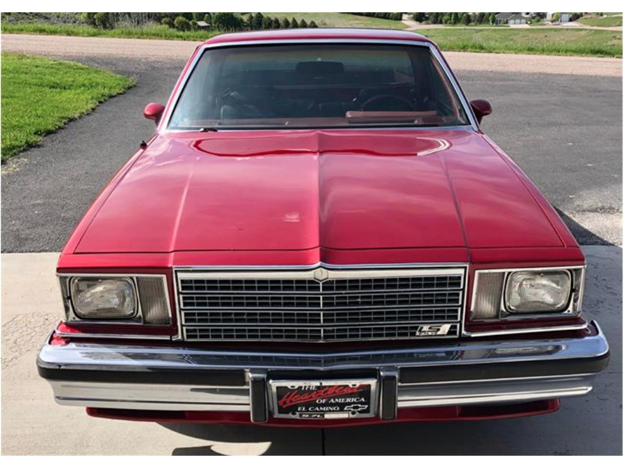 Large Picture of '79 El Camino - QH8V