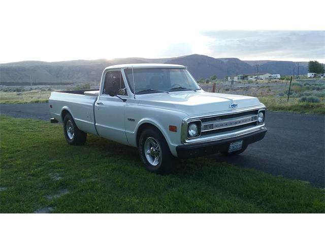 Picture of '69 Pickup - QH90
