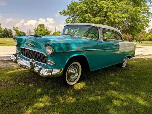 Picture of '55 Bel Air - QH9R
