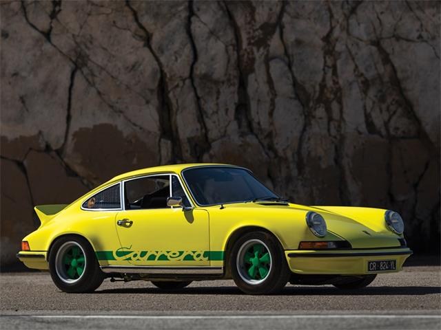 Picture of Classic '73 Porsche 911 Carrera RS Auction Vehicle Offered by  - QHBB