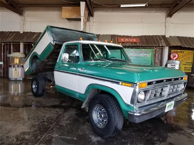 Picture of 1977 F150 - QHBM