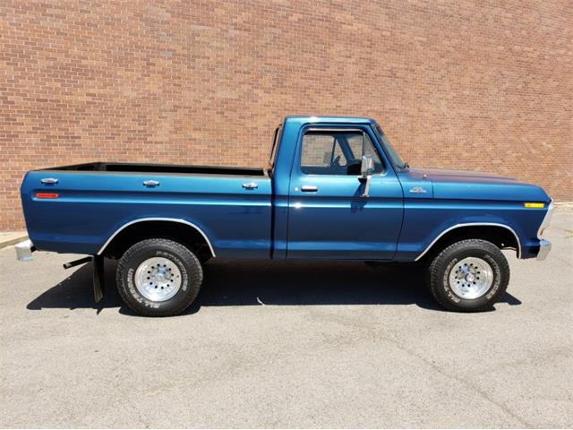 Picture of '78 F150 - QHBP
