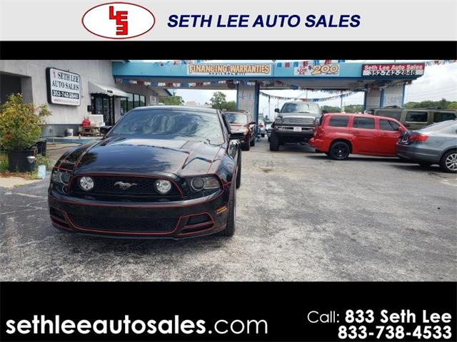 Picture of '13 Mustang - QHBS