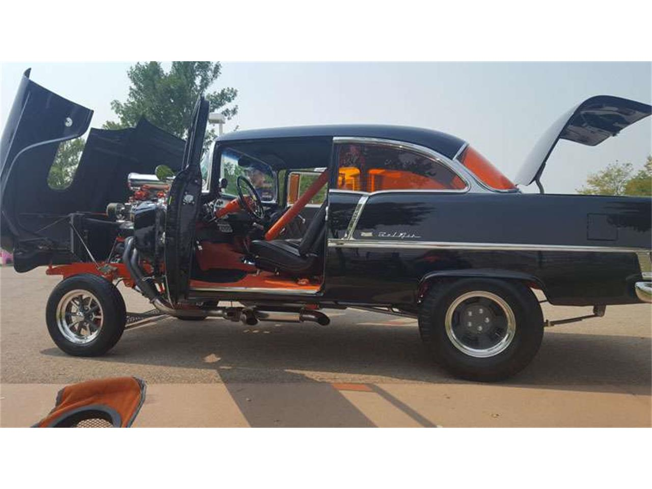 Large Picture of Classic 1955 Bel Air - $89,950.00 Offered by A Touch of Classics - QHC5