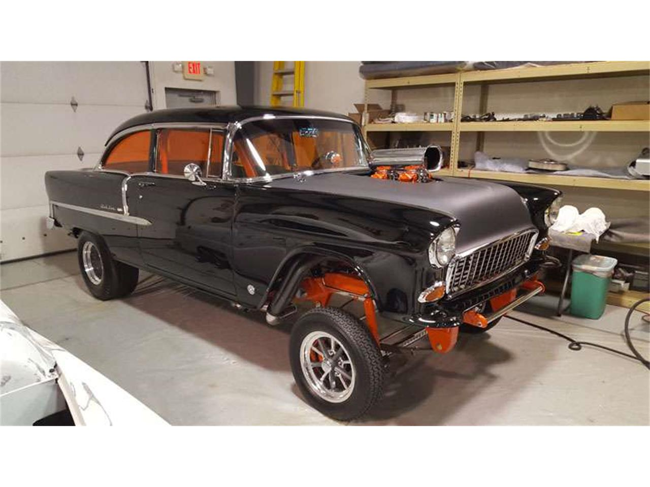 Large Picture of '55 Bel Air - $89,950.00 Offered by A Touch of Classics - QHC5
