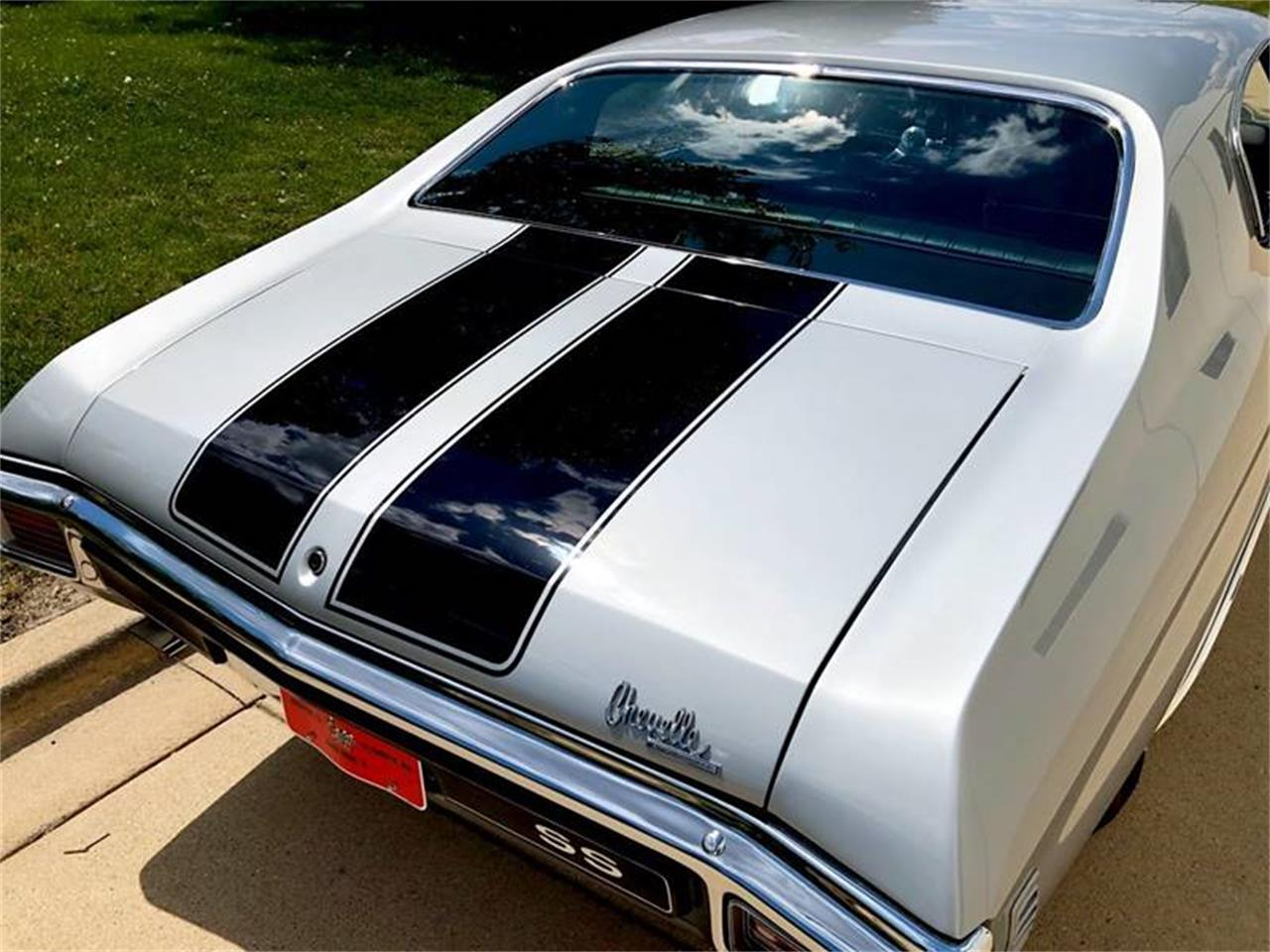 Large Picture of 1970 Chevelle SS located in Burr Ridge Illinois - $144,990.00 Offered by Corvette Mike Midwest - QHCD